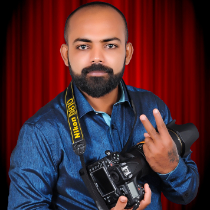 Photographer Jagath Kumara