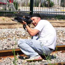 Photographer Efe Türkay