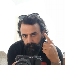 Photographer Cem Sultan Han Erenler